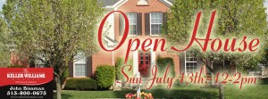 Open House, Realtor, Zillow, Real Estate, Fischer Homes, House for Sale