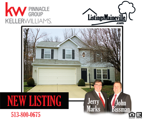 House for Sale, Homes, Realtor, Real Estate, Maineville, Keller Williams, Agent, Sell my house